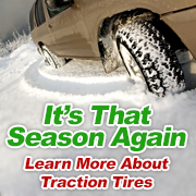 Learn about Traction Tires