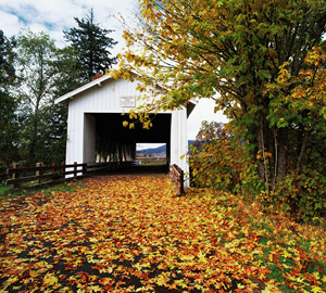 Crawfordsville Covered Bridge