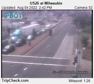 US 26 at Milwaukie