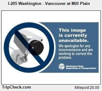 I-205 at Mill Plain in Vancouver, WA