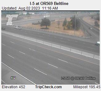 Beltline cameras in Eugene   KVAL