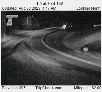 I-5 at Exit 162
