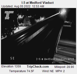 I-5 at Medford - Viaduct