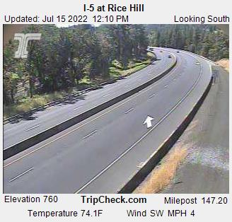 Joseph Oregon Weather Oregon Road Amp Weather Cameras I 5
