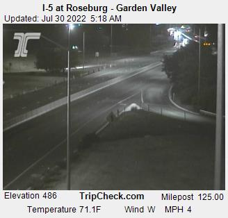 Roseburg - Garden Valley (South)