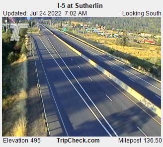 Carson | Locations | Sutherlin | Sutherlin Traffic Cams