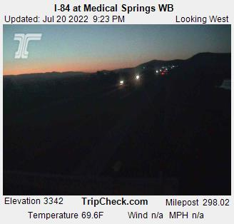 Joseph Oregon Weather - Oregon Road & Weather Cameras, I-84 East of