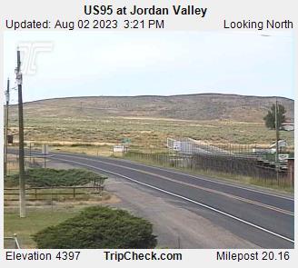 Jordan Valley North