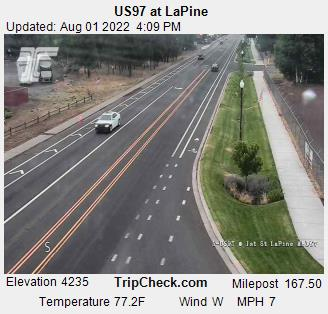 US97 at LaPine