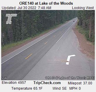 ORE140 at Lake of the Woods