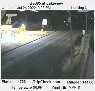 US395 at Lakeview