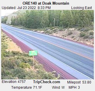 ORE140 at Doak Mountain