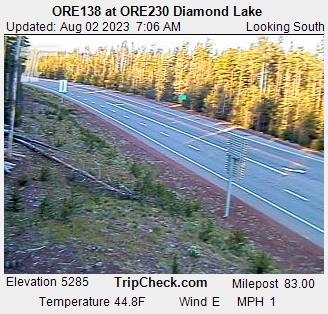 ORE138 at ORE230 Diamond Lake