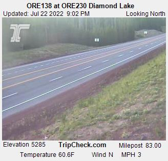 ORE230 at ORE138 Diamond Lake