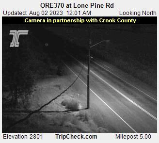 ORE 370 @ Lone Pine - North