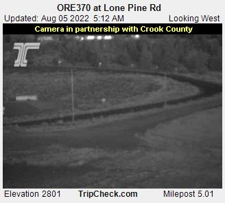 ORE 370 @ Lone Pine - West