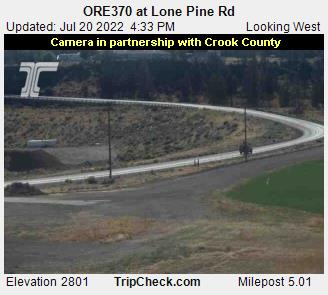 ORE 370 @ Lone Pine - West
