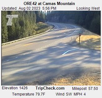 ORE42 at Camas Mountain
