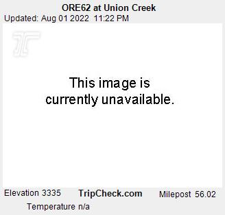 ORE62 at Union Creek
