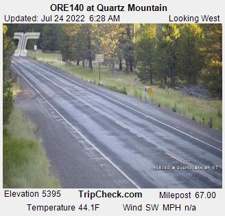 ORE140 at Quartz Mountain