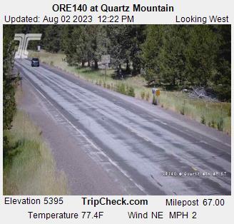 ORE140 at Quartz Mountain