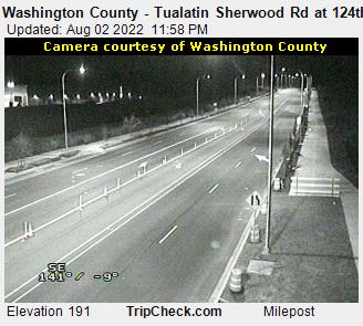 Tualatin Sherwood at 124th