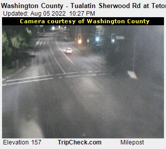 Tualatin Sherwood at Teton