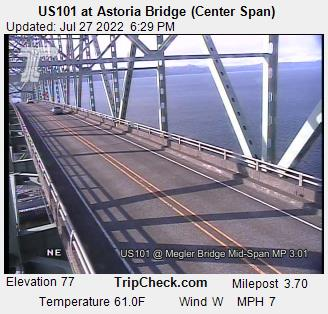 ODOT Astoria-Megler Bridge Cam