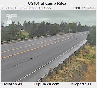 Camp Rilea Near Warrenton ID