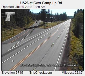 US26 at G. Camp LP RD webcam image