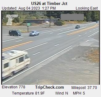 US26 at Timber Jct