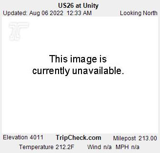 US 26 At Unity webcam image