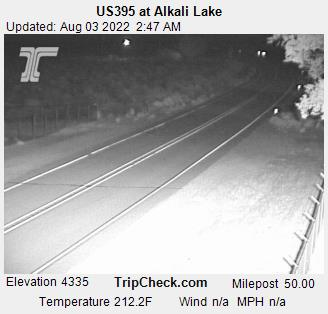 US395 at Alkali Lake