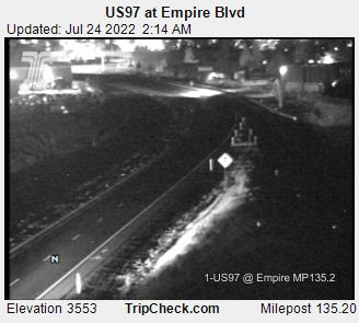 US 97 @ Empire