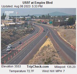 US 97 @ Empire
