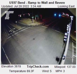 Cliff's Oregon Traffic Camera Page