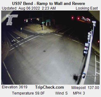 US 97 Ramp Wall & Revere