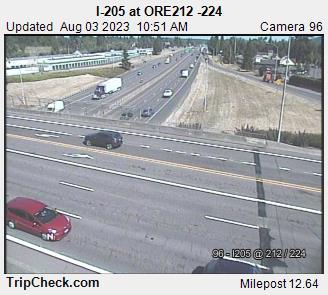 I-205 at ORE212-224