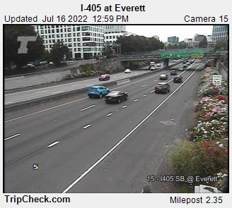 at Everett