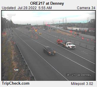 RoadCam - ORE217 at Denney