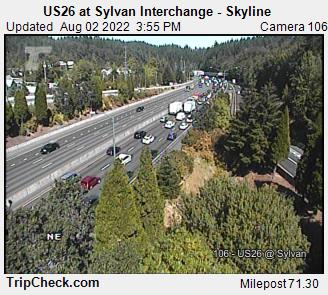 US26 at Sylvan