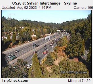 US26 at Sylvan