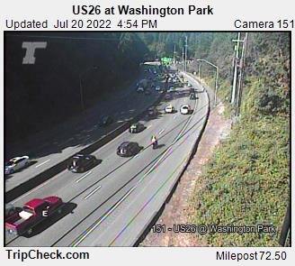 US26 at Washington Park
