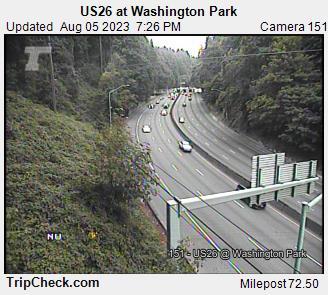 US26 at Washington Park
