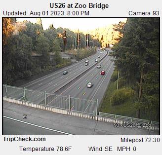 US26 at Zoo Bridge