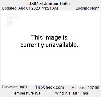 Hwy 97 Juniper Butte