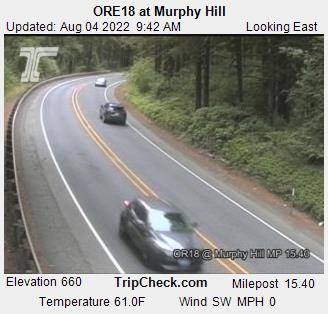 RoadCam - ORE18 at Murphy Hill