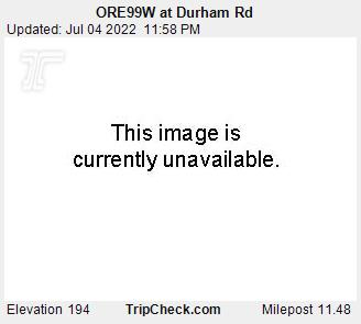 RoadCam - OR99W at Durham Rd