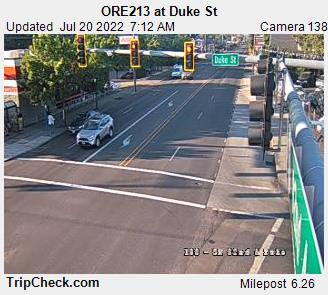 RoadCam - ORE213 at Duke St