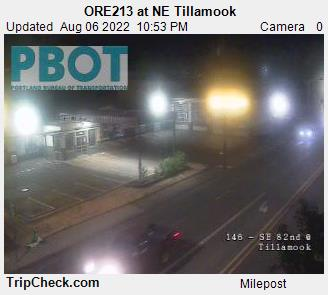 82nd at Tillamook